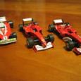 Ferrari 軌跡のF1コレクション(1/72)