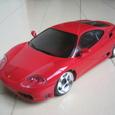 ミニッツ フェラーリ360モデナ